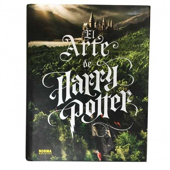 Book Of The Art Of Harry Potter