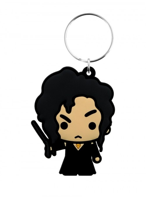 Llavero caucho Chibi Bellatrix 6 cm - Harry Potter