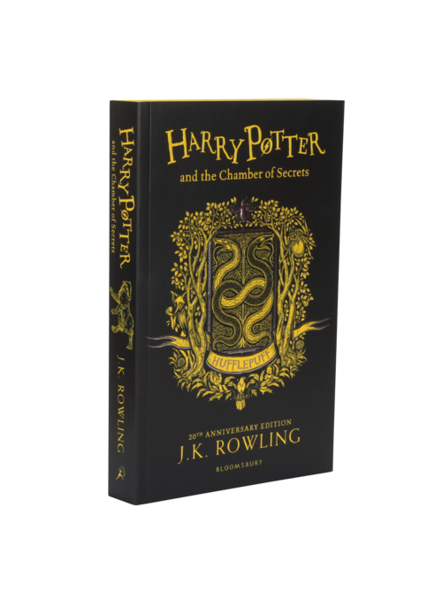 Harry Potter and the Chamber of Secrets 20th Anniversary Edition (Hufflepuff)ed. Ingles