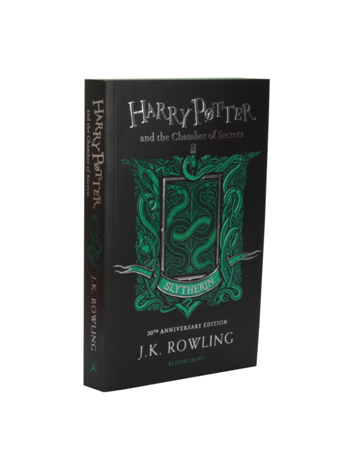 Harry Potter and the Chamber of Secrets 20th Anniversary Edition (Slytherin)ed. Ingles