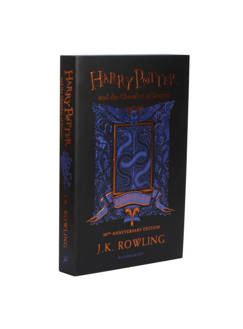 Harry Potter and the Chamber of Secrets 20th Anniversary Edition (Ravenclaw) ed. Inglés