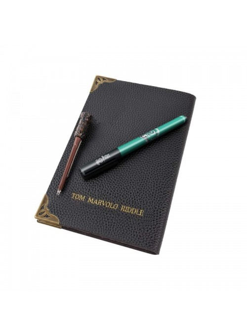Diary of Tom Riddle, with pen, invisible ink - Harry Potter