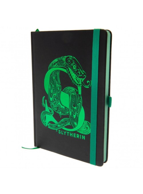 Cuaderno A5 Premium Slytherin - Harry Potter