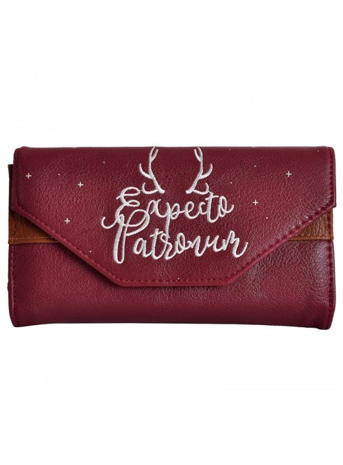Cartera Monedero Expecto Patronum - Harry Potter