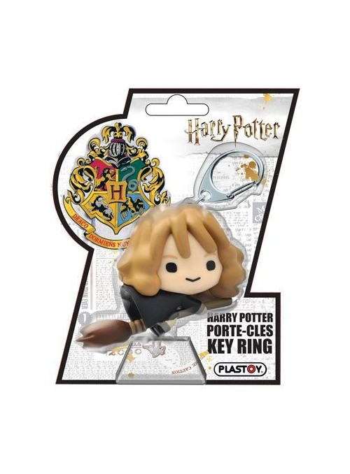 Llavero Mini Chibi 3D Hermione - Harry Potter