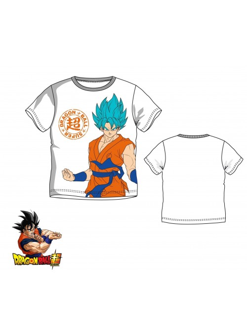 Camieta infantil Super Dragon Ball