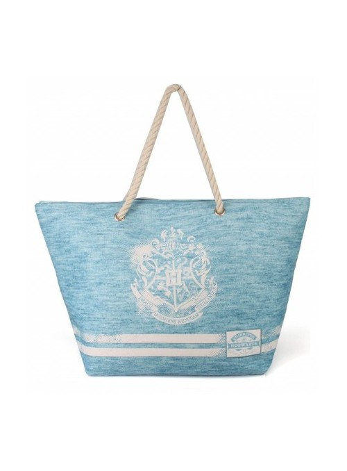 Bolsa de playa 32cmx50cm Hogwars - Harry Potter