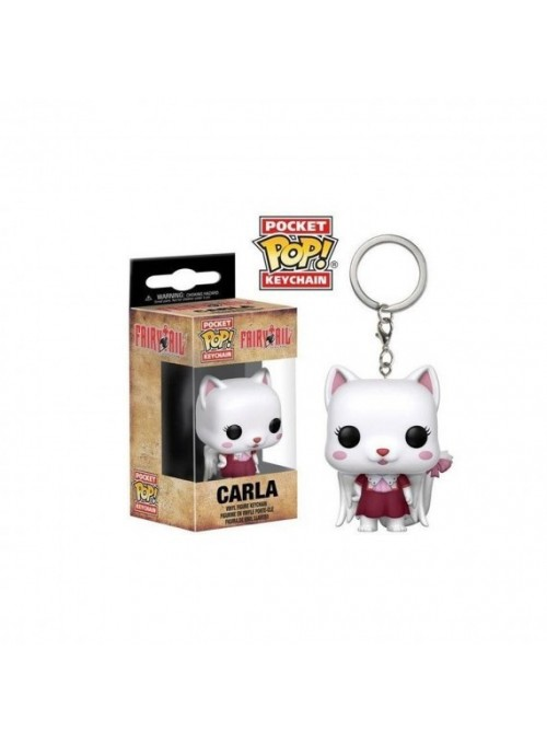Llavero Pocket Funko POP Carla - Fairy Tail