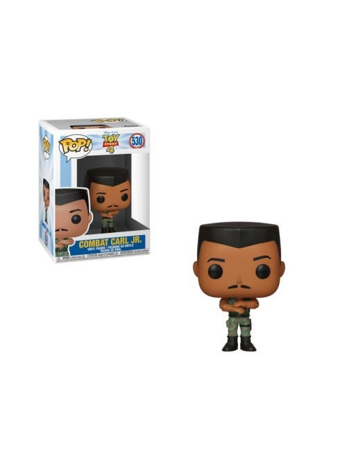 Figura Funko POP Combat Carl Jr. - Toy Story 4