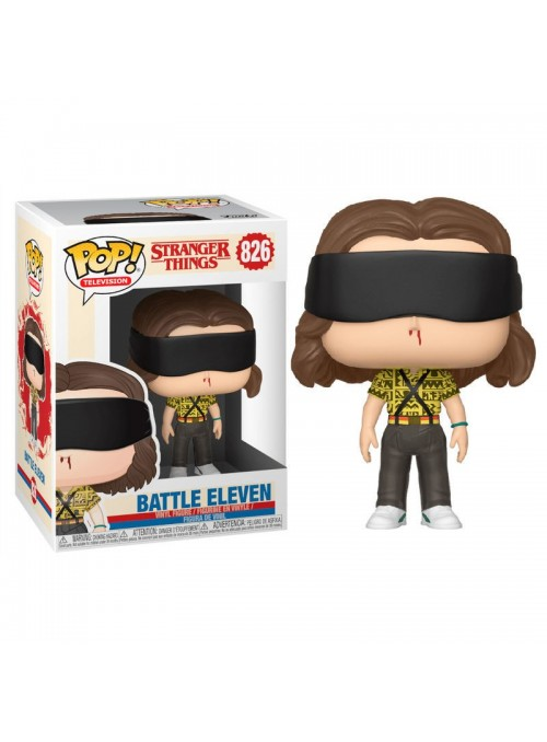 Figura Funko POP Battle Eleven - Stranger Things