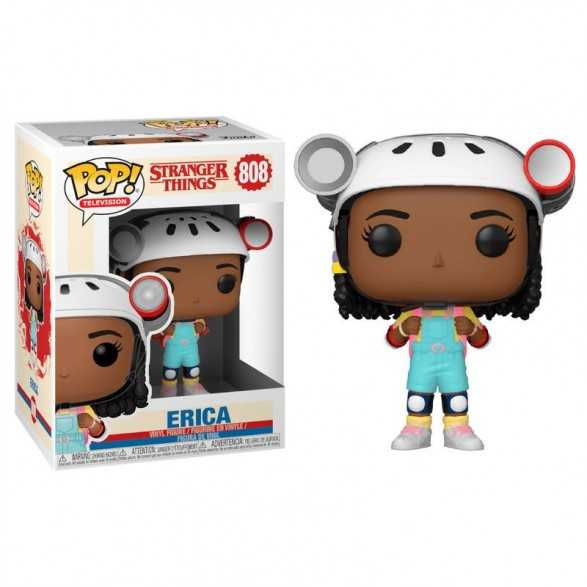 Figura Funko POP Erica (3ra Temporada) - Stranger Things