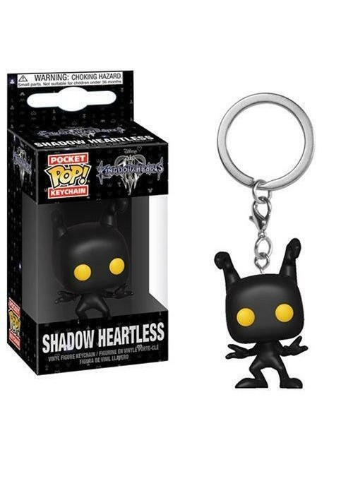 Llavero Pocket Funko POP Heartless - Kingdom Hearts