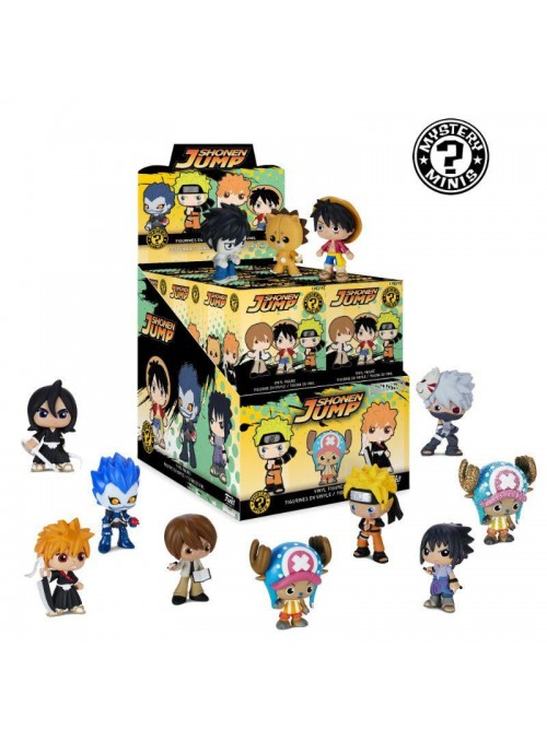 Figura Funko Mystery Minis Best of Anime