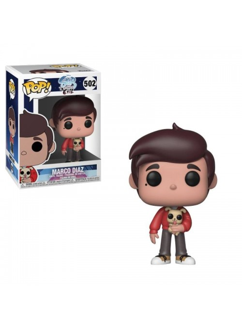 Figura Funko POP Marco Diaz- Star against the forces of evil