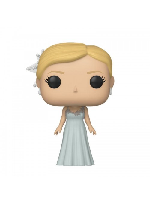 Figura Funko POP Fleur Delacour (Yule) - Harry Potter
