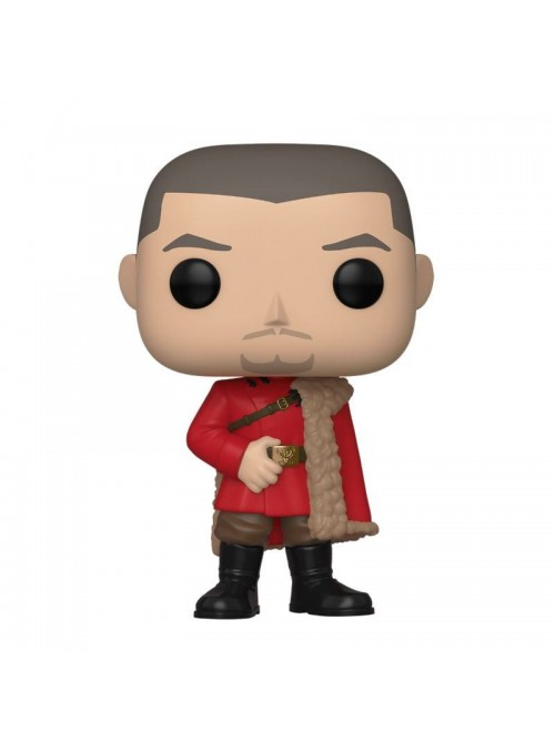 Figura Funko POP Viktor Krum (Yule) - Harry Potter