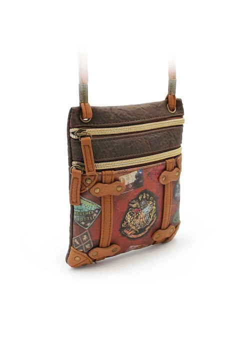 Bolso Vertical Railway - Harry Potter
