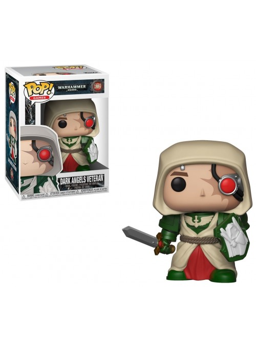 Figura Funko POP Dark Angels Veteran - Warhammer 40K