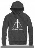 Sudadera Capucha The Deathly Hallows - Harry Potter