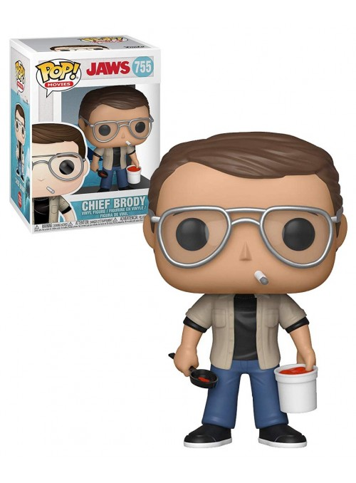 Figura Funko POP Chief Brody - Jaws