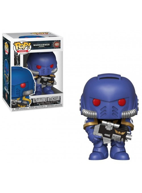 Figura Funko POP Ultramarines Intercessor - Warhammer 40K