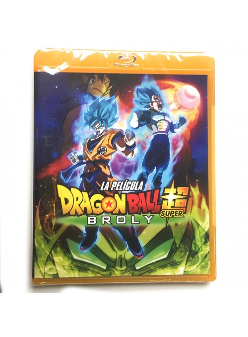 Broly La Pelicula Blu-ray - Dragon Ball Super