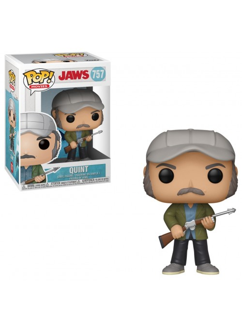 Figura Funko POP Quint - Jaws