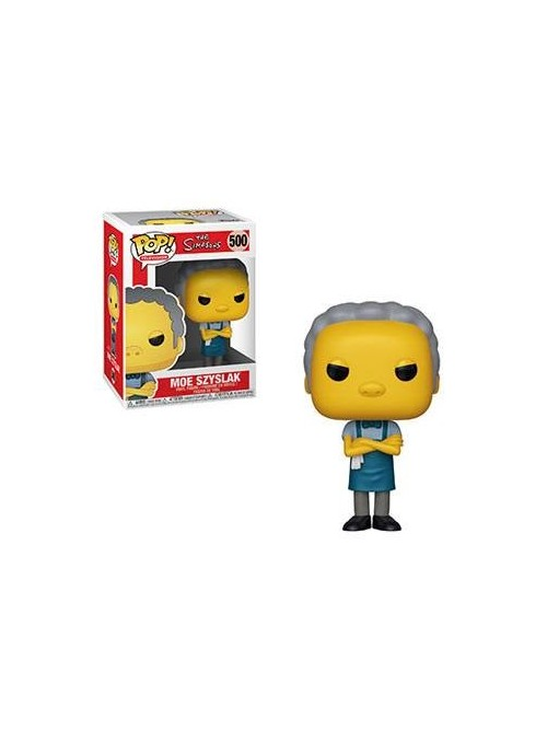 Figura Funko POP Moe - The Simpsons