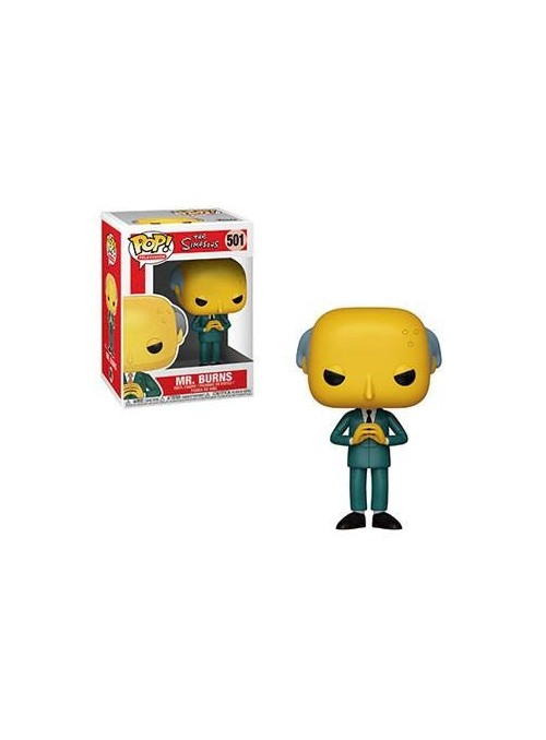 Figur Funko POP Mr. Burns - The Simpons