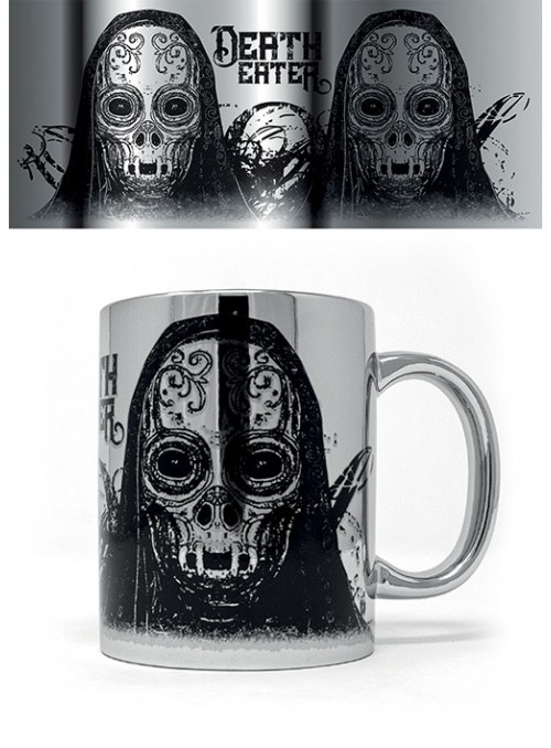Taza metalizada dementores - Harry Potter