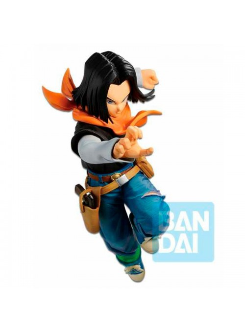Figura The Android Battle with Fighter Z Android 17 - Dragon Ball Z