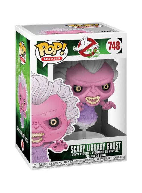 Figura Funko POP Scary Library Ghost - Los Cazafantasmas