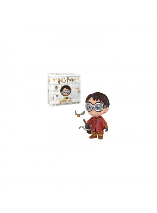 Figura 5 Star Harry Quidditch Exclusive - Harry Potter