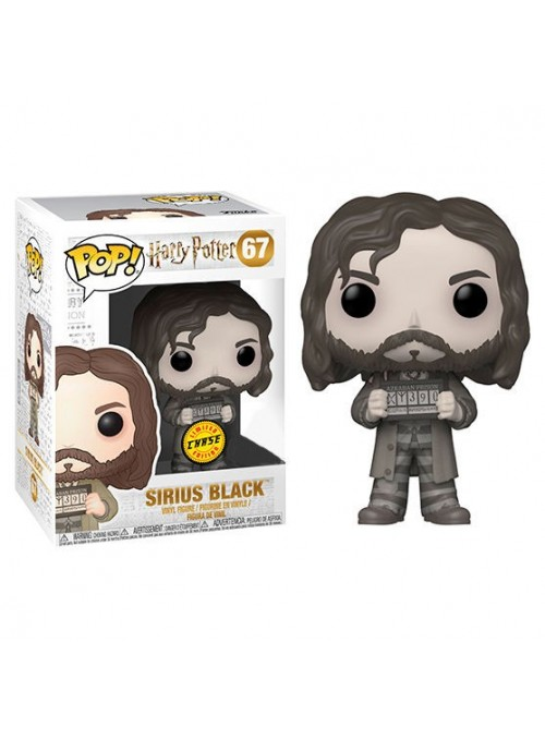 Figura Funko POP Sirius Black Exclusive (Chase) - Harry Potter