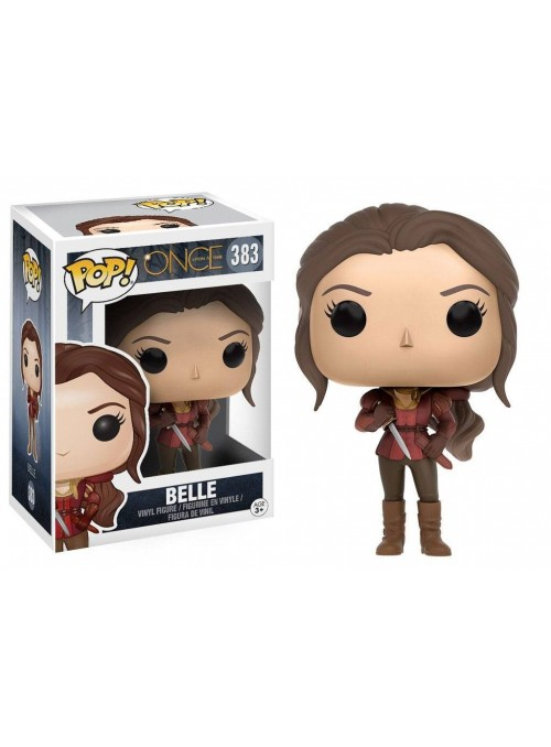 Figura Funko POP Belle - Once Upon A Time
