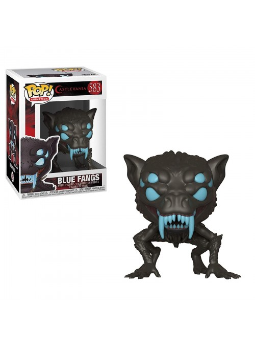 Figura Funko POP - Blue Fangs - Castlevania