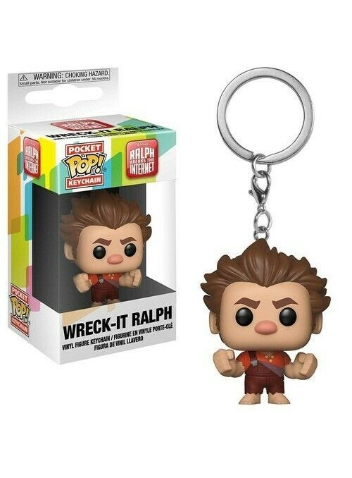 Llavero Pocket POP Ralph 2 - Rompe Ralph