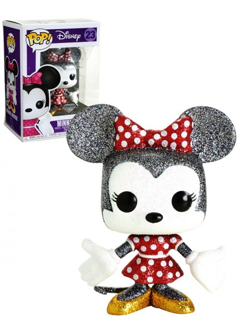 Figura Funko POP Minnie Mouse (Diamante) - Disney