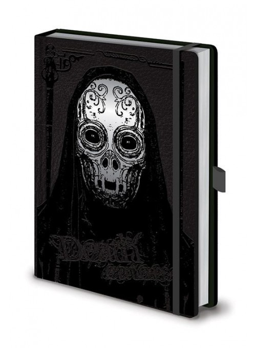 Libreta Premium A5 Death Eater - Harry Potter