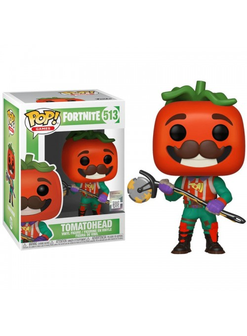 Figura Funko POP TomatoHead - Fortnite