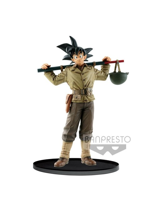 Figura Son Goku World Figure Colosseum - Dragon Ball