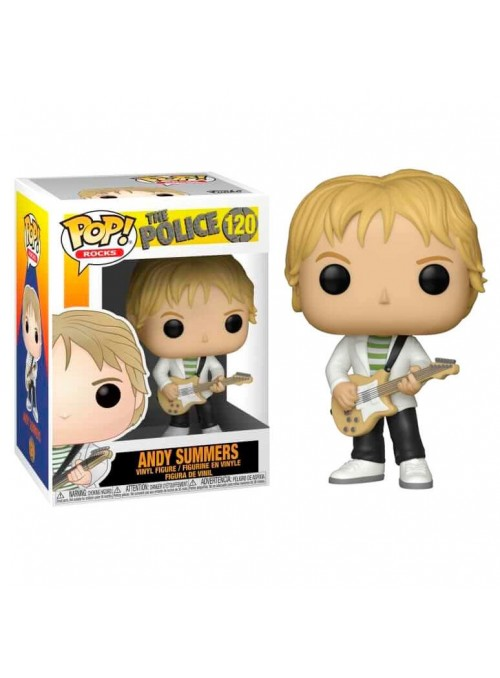 Figura Funko POP Andy Summers - The Police