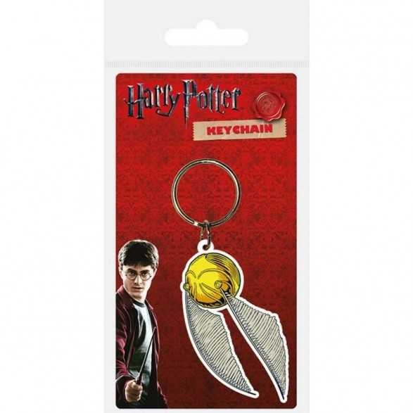 Llavero Snitch - Harry Potter