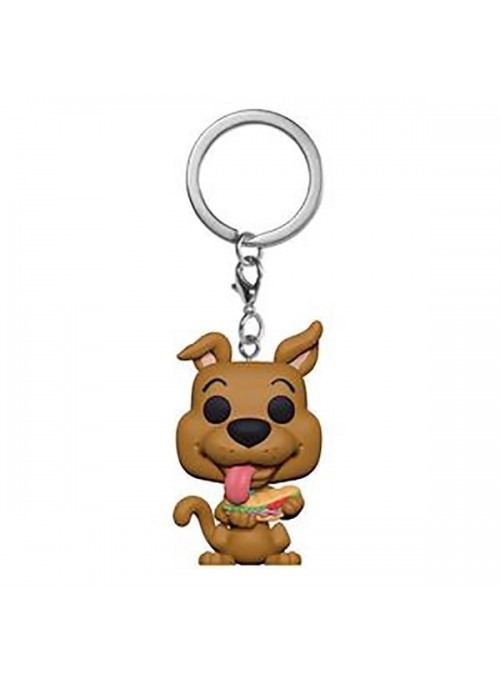 Llavero Pocket POP Scooby Doo - Scooby Doo