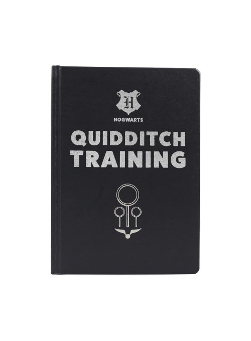 Libreta Premium A5 Quidditch - Harry Potter