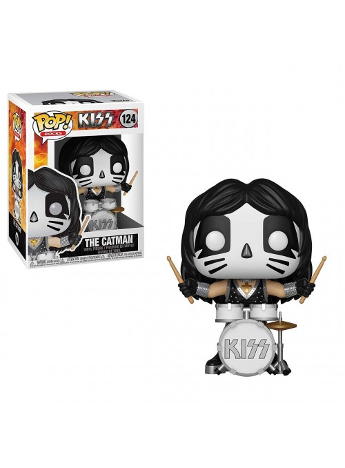 Figura Funko POP Catman - KISS