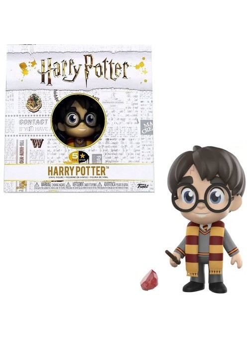 Figura 5 Star Harry Potter Exclusive - Harry Potter
