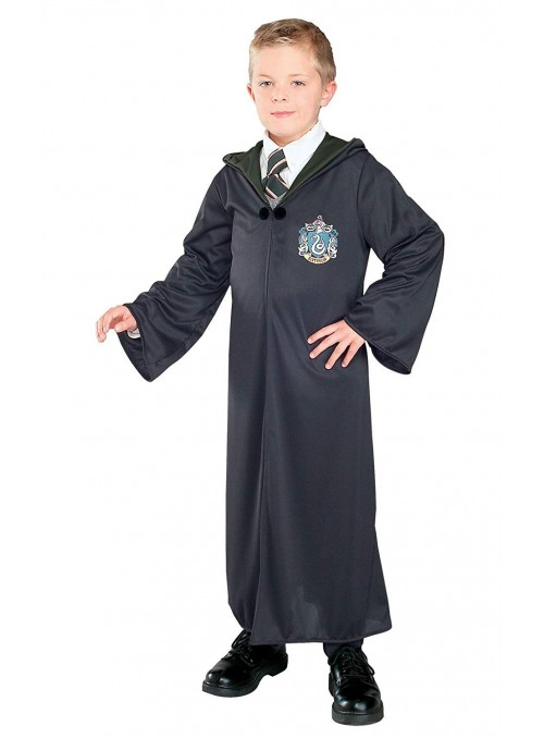 Túnica Slytherin infantil - Harry Potter