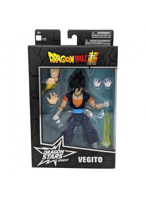 Figura Dragon Stars Vegito 4 de 6- Dragon Ball