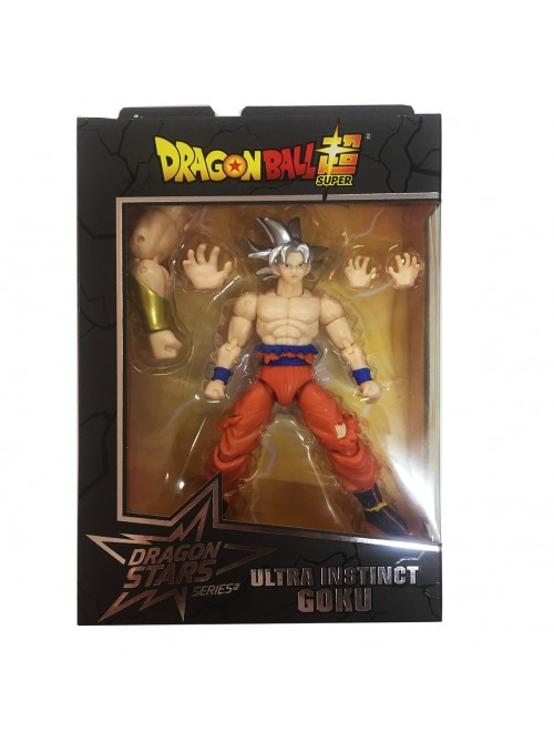 Figura Dragon Stars Ultra Instinct Goku 3 de 6- Dragon Ball